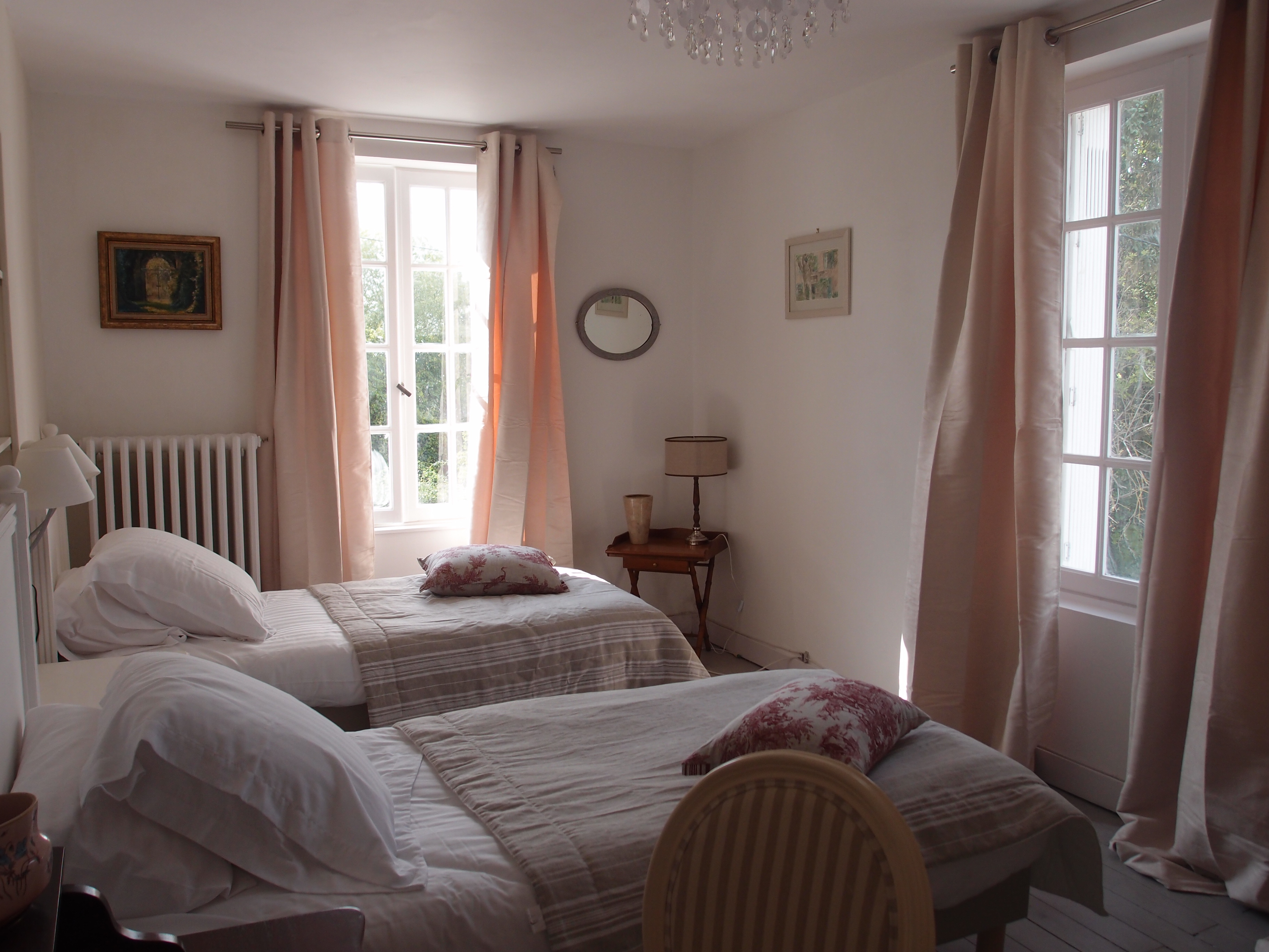 chambre olympe